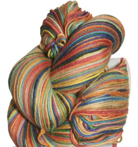 Misti Alpaca Pima Silk Hand Paint Yarn - 07 Four Elements (Discontinued)