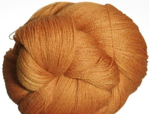 Brown Sheep Legacy Lace Yarn - 20 Golden Sunrise