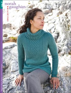 Norah Gaughan Pattern Books - Vol. 07