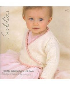Sublime Books - 600 - The Little Sublime Hand Knit Book