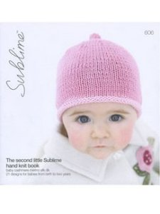 Sublime Books - 606 - The Second Little Sublime Knit Book