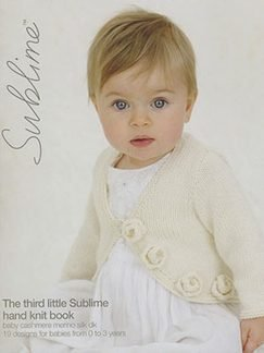 Sublime Books - 612 - The Third Little Hand Knit Book