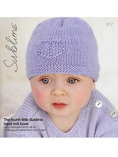 Sublime Books - 617 - The Fourth Little Sublime Hand Knit Book