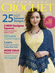 Interweave Crochet Magazine - '10 Summer