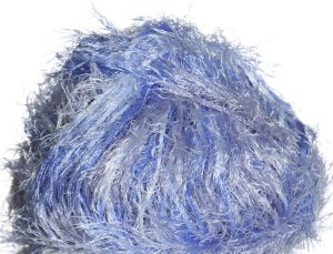 Sirdar Funky Fur Yarn - 531 - Cloud Blue