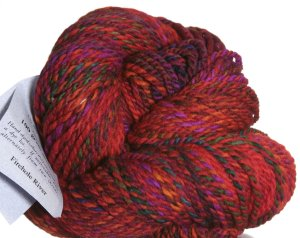 Mountain Colors River Twist Yarn - Firehole River
