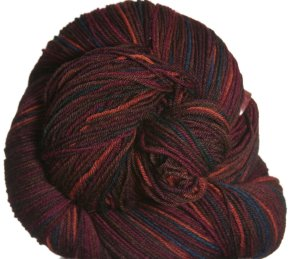 Mountain Colors Crazyfoot Yarn - Cedar