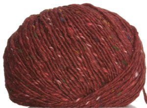 Debbie Bliss Luxury Tweed Aran Yarn - 29 Sienna