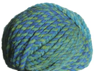 Muench Big Baby Yarn - 5518 - Ocean Greens, Peacock