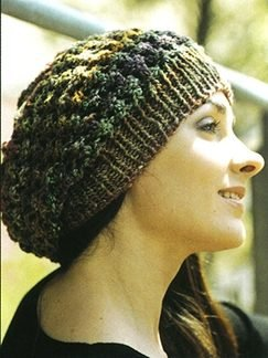 Noro Kogarashi Hat Kit - Hats and Gloves