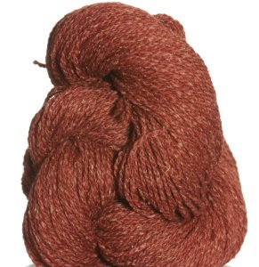 Elsebeth Lavold Silky Wool Yarn - 094 Rusty Brown (Discontinued)