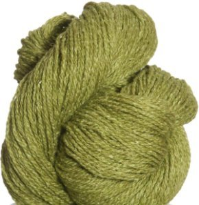 Elsebeth Lavold Silky Wool Yarn - 102 Mild Green (Discontinued)