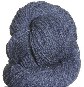 Elsebeth Lavold Silky Wool Yarn - 104 Greyed Blue (Discontinued)