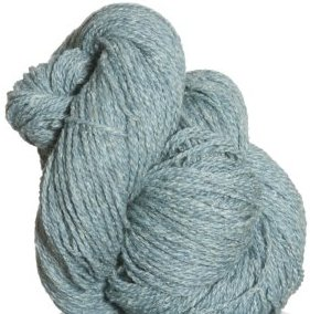 Elsebeth Lavold Silky Wool Yarn - 105 Icy Blue