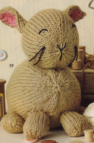 Spud & Chloe Sweater Bunny Rabbit  Kit - Baby and Kids Accessories