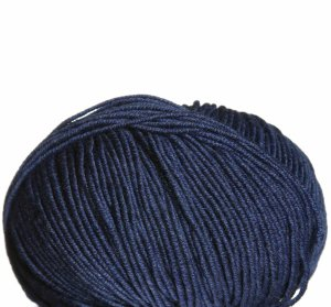 Lana Grossa Cool Wool 2000 Yarn - 490 - Denim Blue