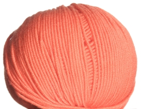 Lana Grossa Cool Wool 2000 Yarn - 563 - Bright Orange