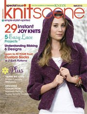 Knitscene Magazine - '10 Fall