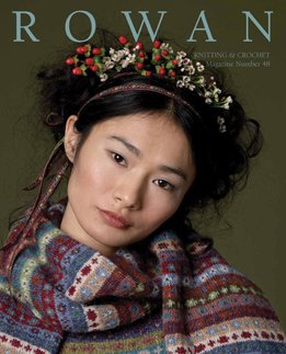 Rowan Knitting Magazines - Rowan Knitting Magazine #48 (Discontinued)