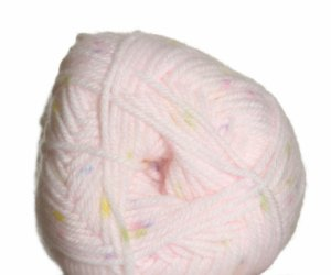 Plymouth Yarn Dreambaby DK Yarn - 300 Pink with Spots (Discontinued)