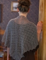 Filatura Di Crosa Superior Winged Shawl Kit