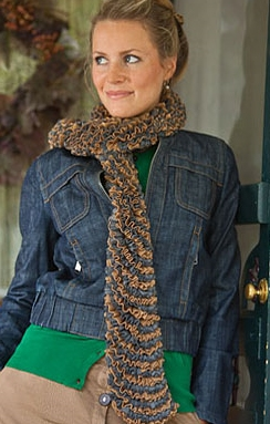 Trendsetter Cha Cha Scarf Kit - Scarf and Shawls