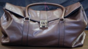 Trendsetter Leather Bag - Brown