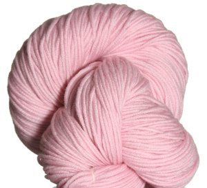 Plymouth Worsted Merino Superwash Yarn - 21 Pink