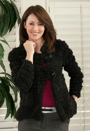 Trendsetter Othello Boxed Front Tab Jacket Kit - Women's Cardigans