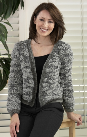 Trendsetter Othello and Tonalita Cropped Jacket Kit - Women's Cardigans