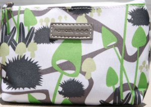 Namaste Small Pouch - Lola Green