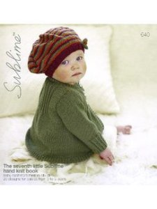 Sublime Books - 640 - The Seventh Little Sublime Hand Knit Book (Discontinued)