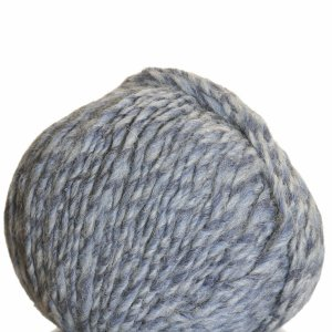 Debbie Bliss Glen Yarn - 08 Lt Blue, Silver Marl