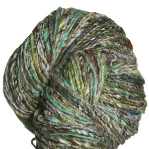 Noro Kogarashi Yarn - 01 Green, Tan, Grey