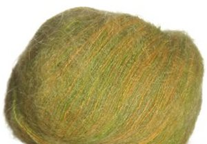 Crystal Palace Kid Merino Print Yarn - 0434 Kiwi Mango (Discontinued)