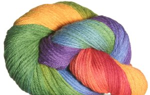 Lorna's Laces Green Line Worsted Yarn - Rainbow