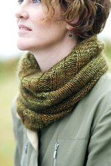 Churchmouse Classics Patterns - Annabella's Cowl Pattern
