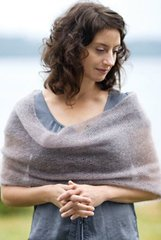 Churchmouse Classics Patterns - Mohair Bias Loop Pattern