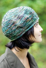 Churchmouse Classics Patterns - Koigu Beaded Beret Pattern
