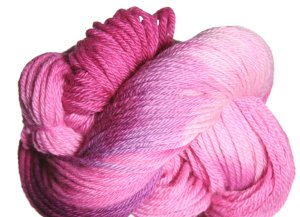 Lorna's Laces Green Line Worsted Yarn - Tickled Pink