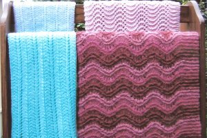 Ann Norling Patterns - 35 - Crib - Blanket - Afghan II Pattern
