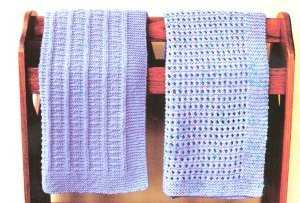 Ann Norling Patterns - 39 - Crib - Blanket - Afghan IV Pattern
