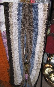 Muench Touch Me Lengthwise Scarf Kit - Scarf and Shawls
