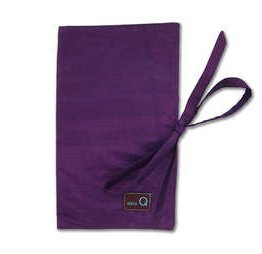 della Q Travel Wallet (121-1) - 040 Purple