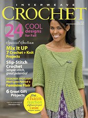 Interweave Crochet Magazine - z'10 Fall