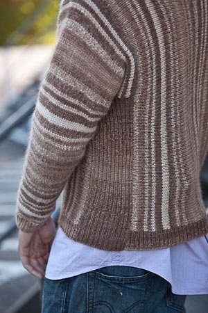 Cascade Eco Duo Barclay Sweater Kit - Mens Sweaters