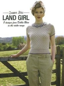 Debbie Bliss Books - Land Girl