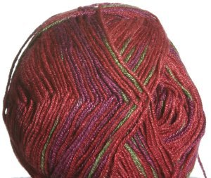 Crystal Palace Panda Silk Yarn - 5117 Raspberry Bush (Discontinued)
