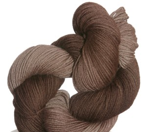 Lorna's Laces Lion and Lamb Yarn - z'10 September - Chocolate Mousse