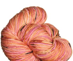Colinette Jitterbug Yarn - 179 Melba Peach (Discontinued)